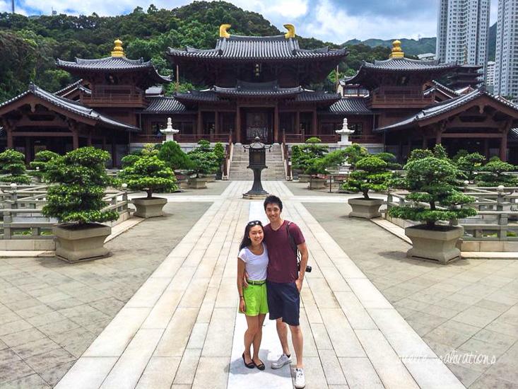 Chi Lin Nunnery, Diamond Hill, Hong Kong | Svelte Salivations