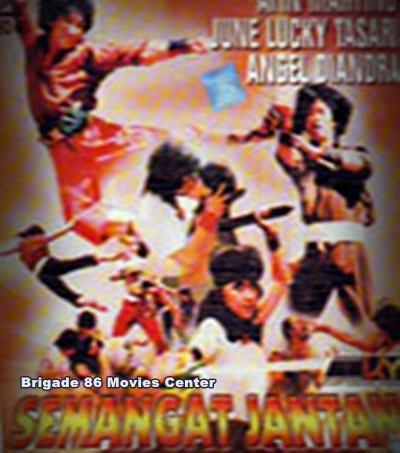 Brigade 86 Movies Center - Semangat Jantan (1986)