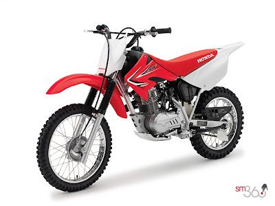 Honda Dirt Bikes