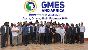 The Copernicus Workshop - Accra, Ghana - 19-21 Feb. 2018