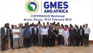 The COpernicus Workshop - Accra, Ghana - 19-21 Feb. 2018
