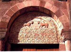 L'art roman en Alsace