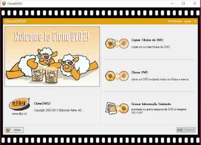 CLONEDVD 2.9.3 + ATIVADOR