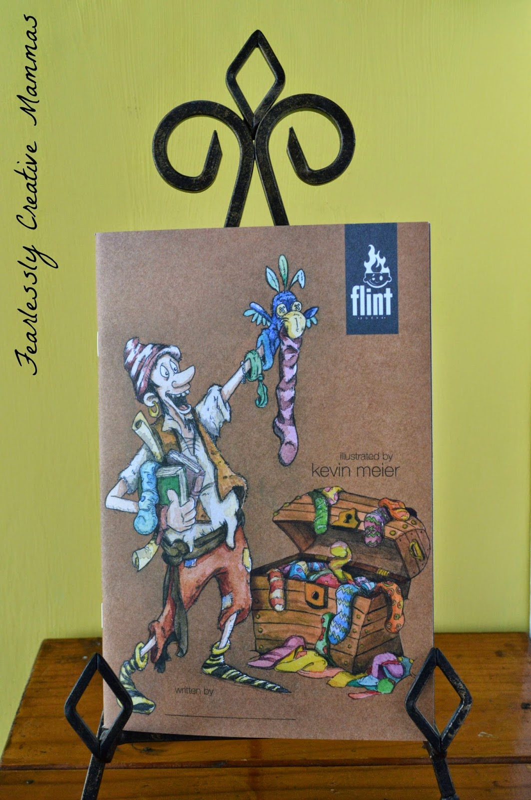Inspire Creativity with a Flint Book #ImaginewithFlint