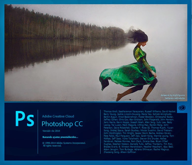 Portable Adobe Photoshop CC 2014 v15.0.0.58 Multilenguaje