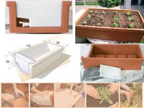 Eco Way Of Life: Orto nel balcone di casa