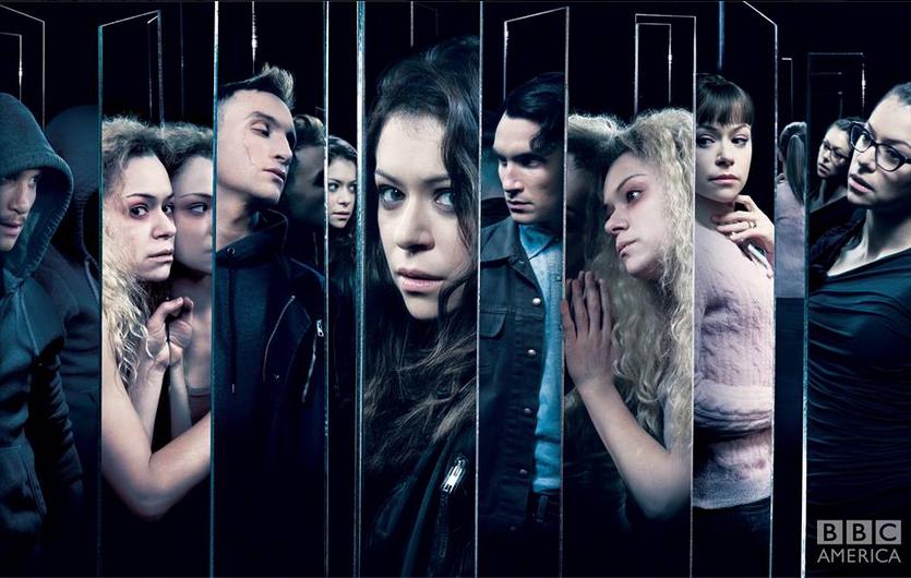 Orphan Black. Season 3. Clones