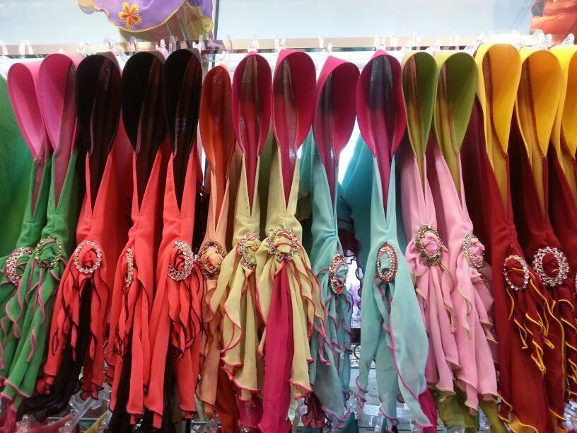 Shawl Mall Borong Shawls Dan Tudung Tudung