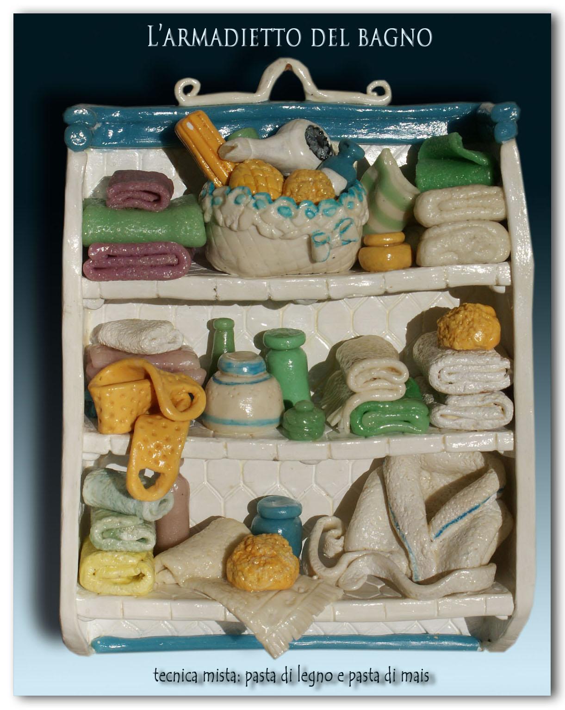Ideecorando gli armadietti - Armadietti per il bagno ...