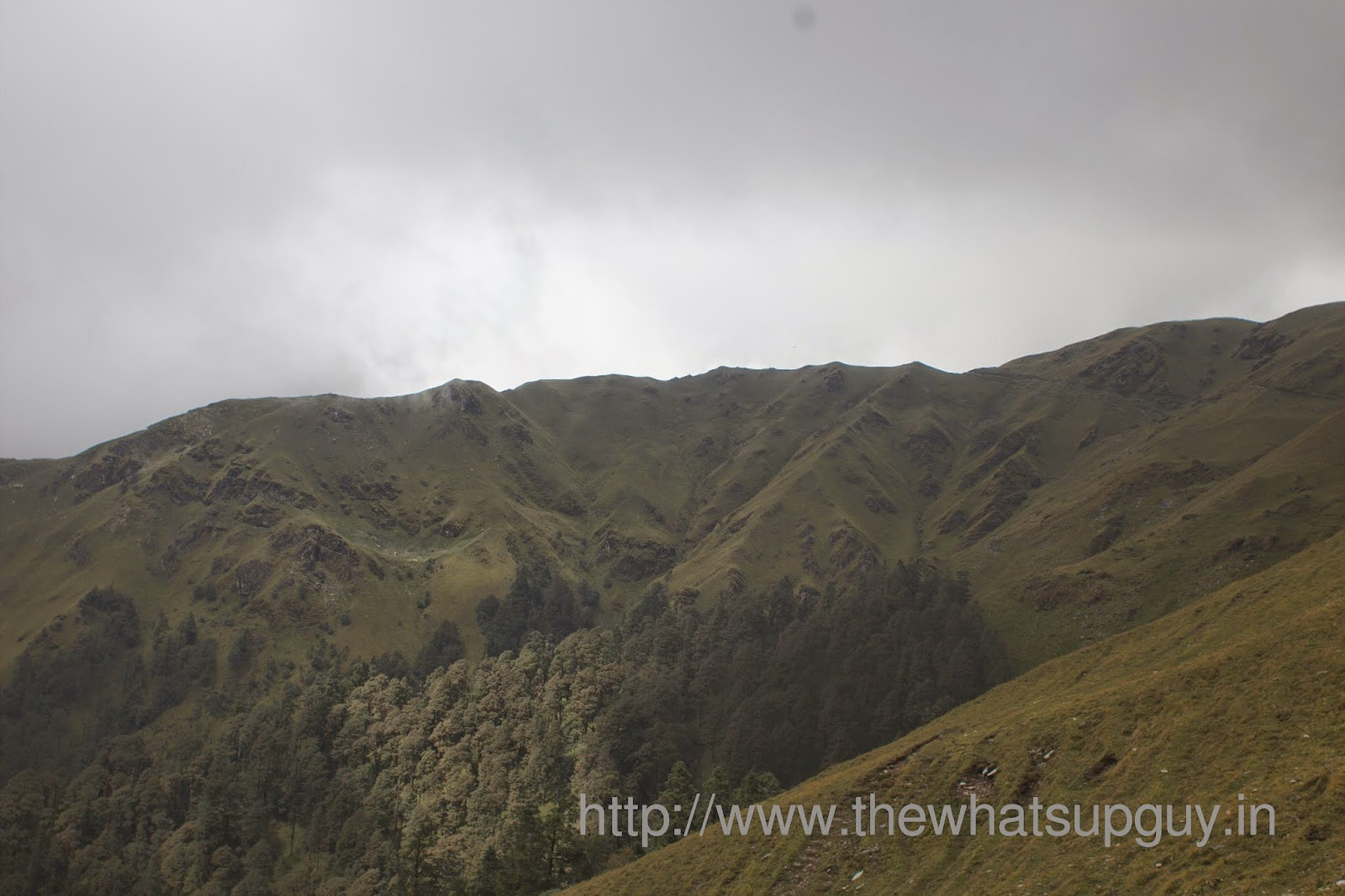 Ali-Bugyal-Mountains-Roopkund-Trek-With-India-Hikes-Day-2