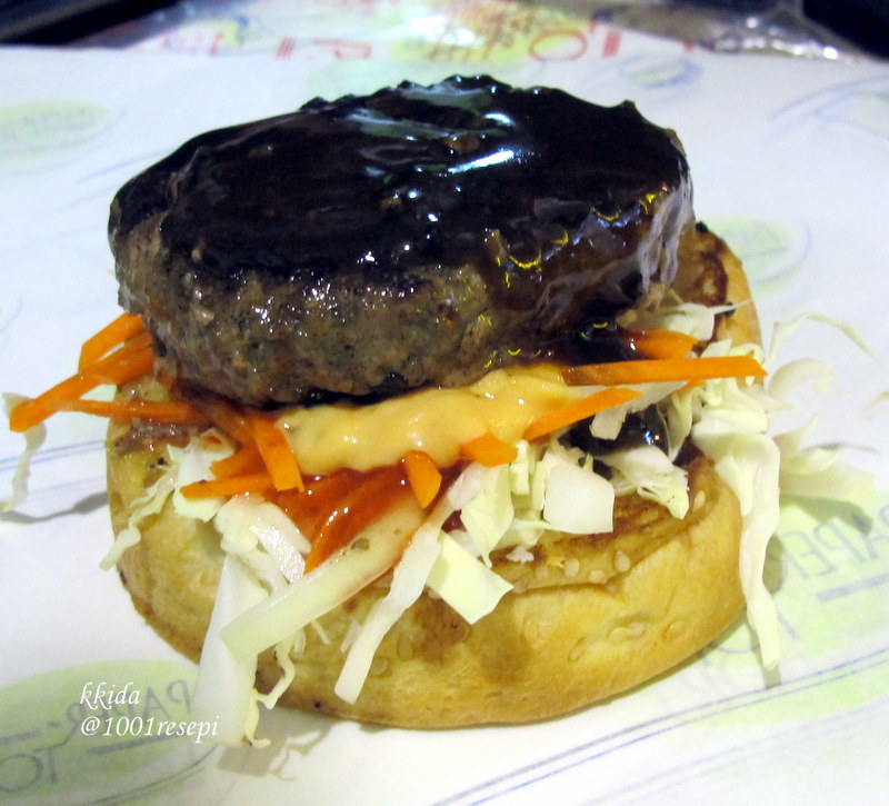 Resepi+daging+burger