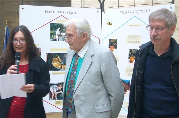 Dole vert remerciements raymond borneck expert apicole - Bienvenue a l hotel adresses de cette semaine ...