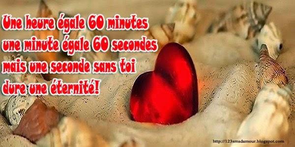 Texte d'amour Facebook