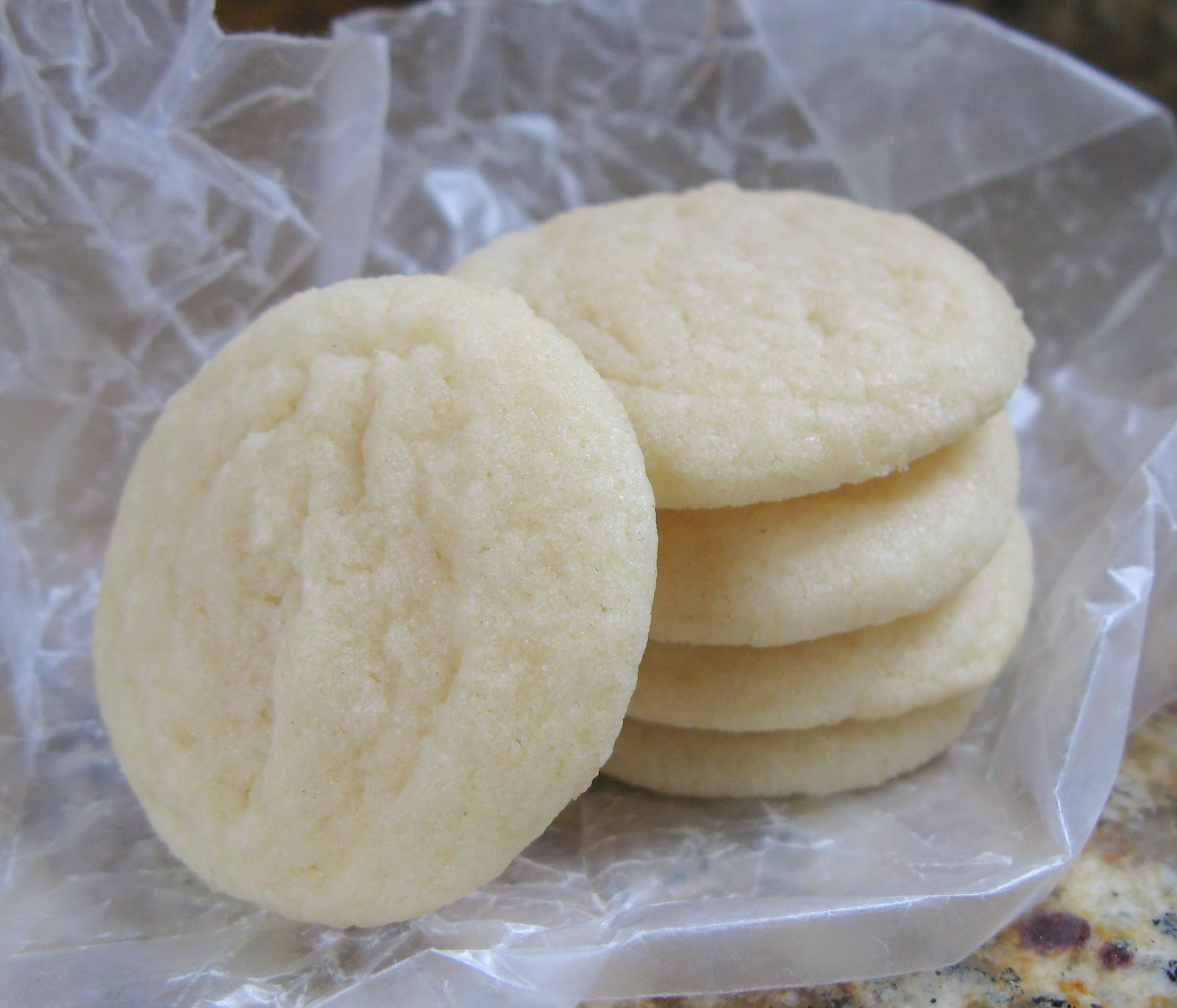 The Bake-Off Flunkie: Drop Sugar Cookies