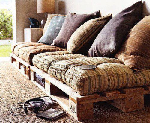 Chill outs y muebles con palets - Muebles chill out baratos ...