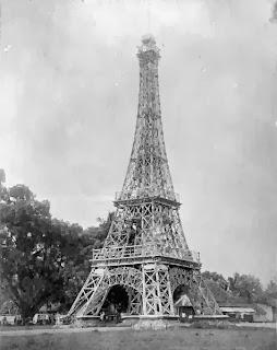 Menara Eiffel di Tasikmalaya