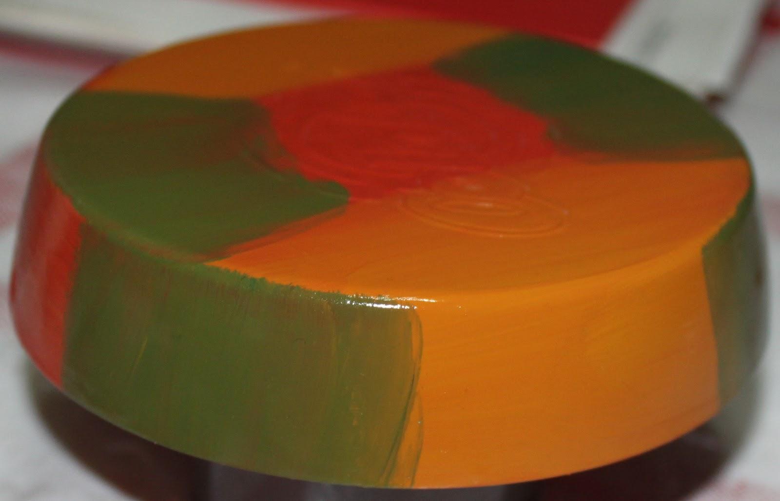 Bote de pl stico reciclado la botica de las creaciones - Limpiar pintura plastica ...