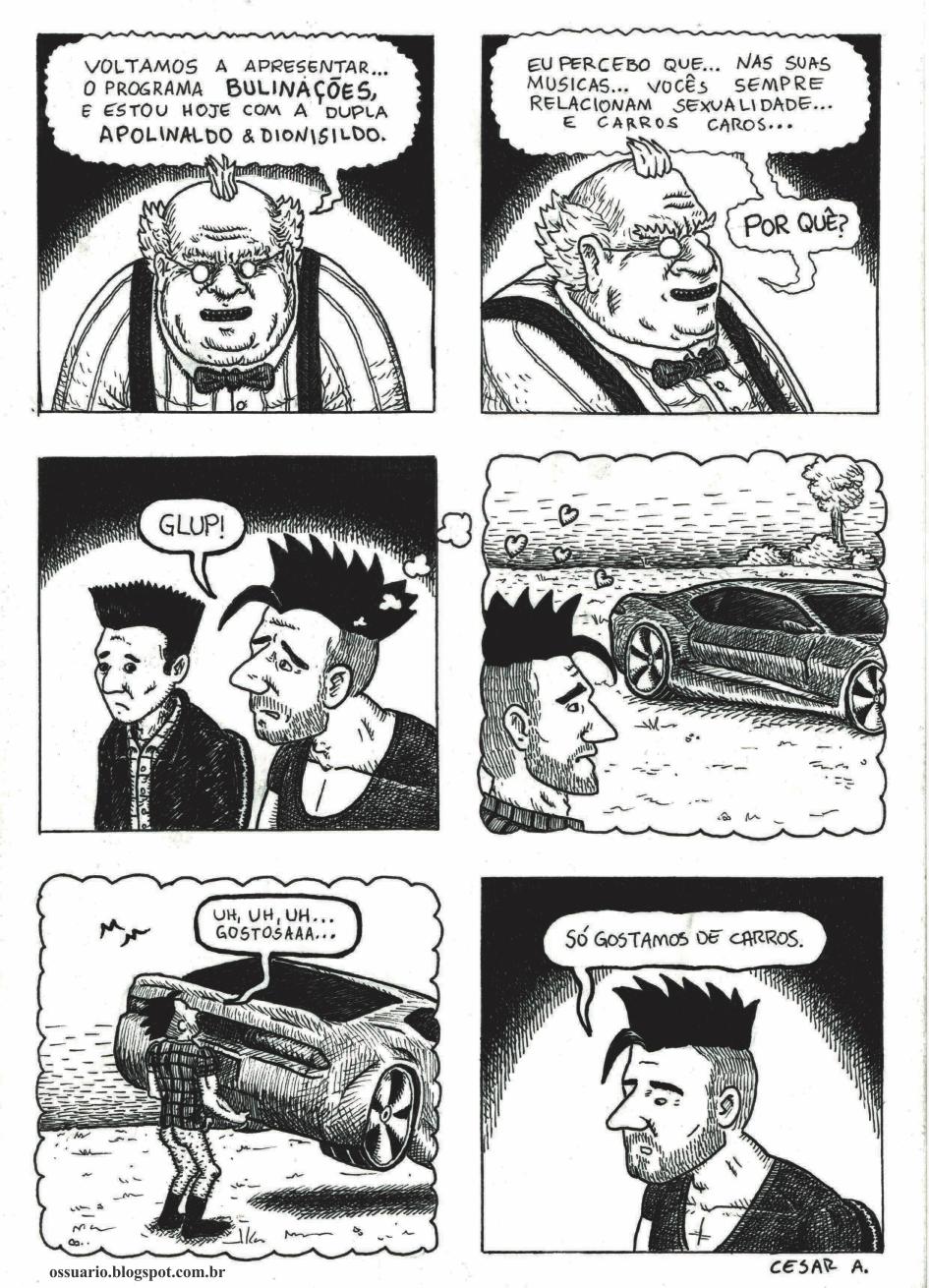 Programa Bulinações, por Cesar Andrade