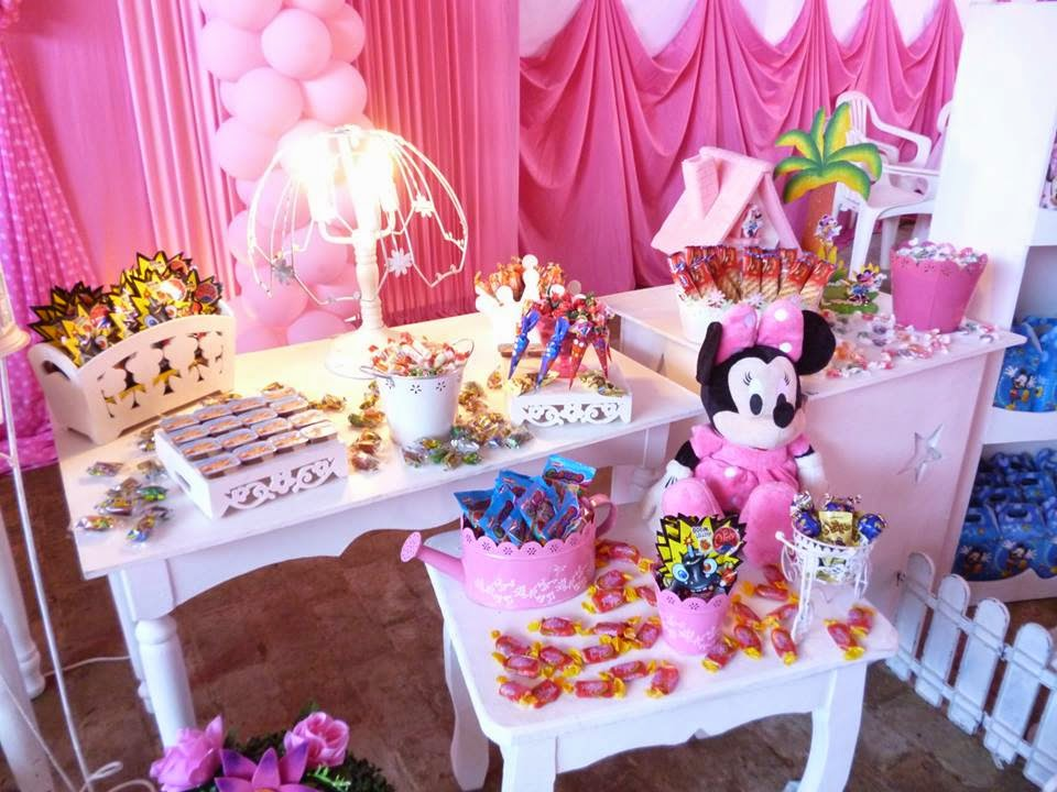 Decoracion Minnie Rosada ~ Espero les haya gustado y no olviden comentar y visitarnos en nuestra