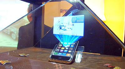 hologramas 3d en moviles