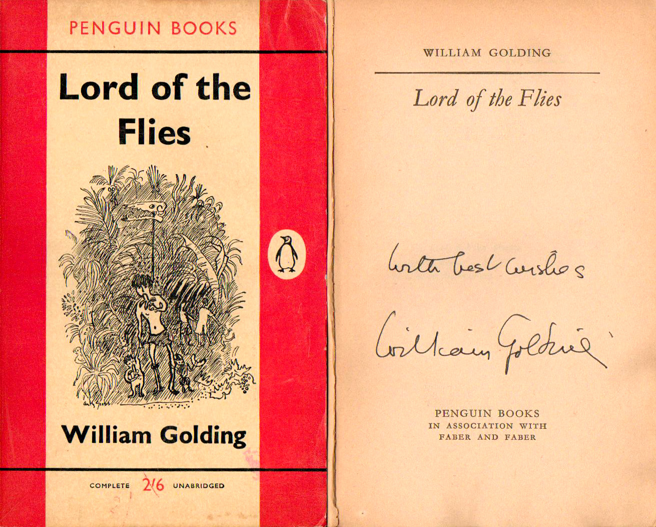 biography of william golding essay