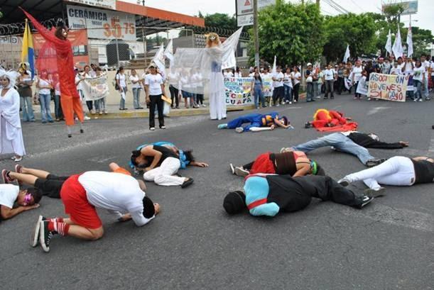 Violencia contra nios, nias y adolescentes: Caso El Salvador