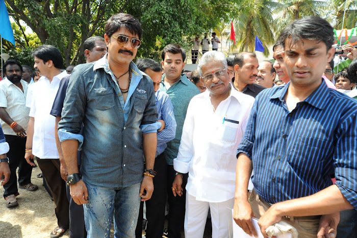 Srikanth New Movie Launch Images function pics