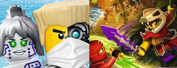 Review lego ninjago saison 3 4 le test dvd deep blu - Ninjago saison 2 ...