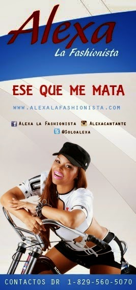 "Alexa ""La Fashionista"""