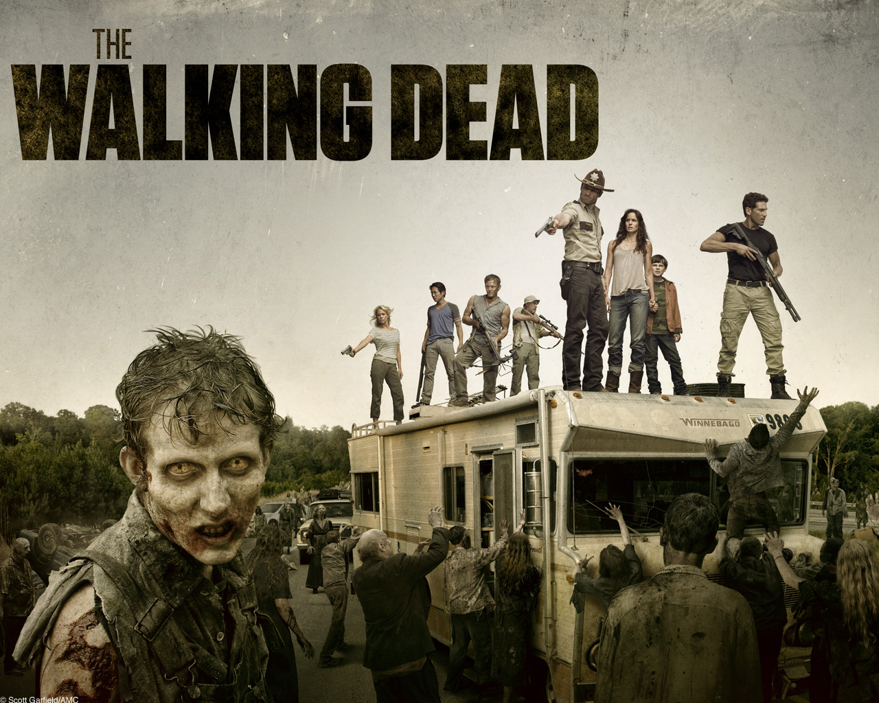 walking dead season 1