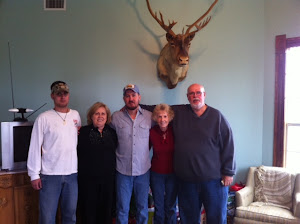 Drew, Carol, Denny Foley and Nettie, Scott Bumgarner