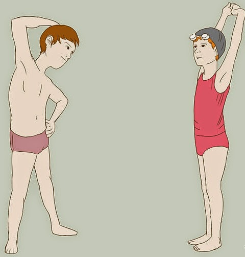 Аутичный ребенок и плавание