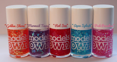 Models Own Splash Collection