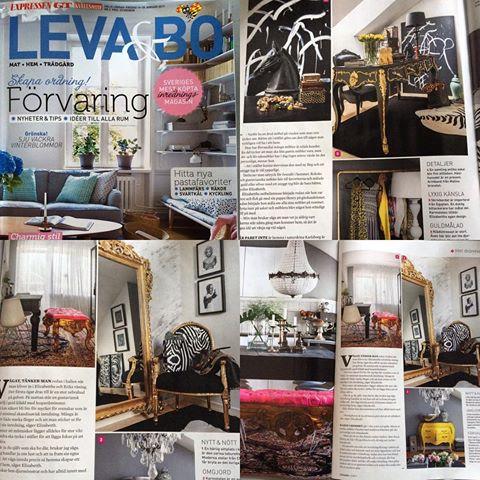 Mitt hem i Leva&bo/Expressen nr2/2017