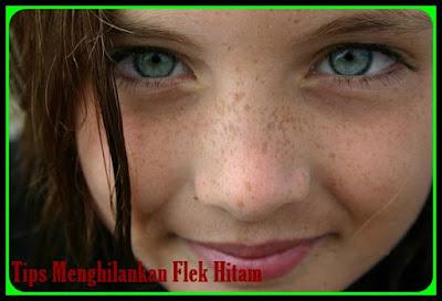 Cara Menghilangkan Flek Hitam Pada Wajah