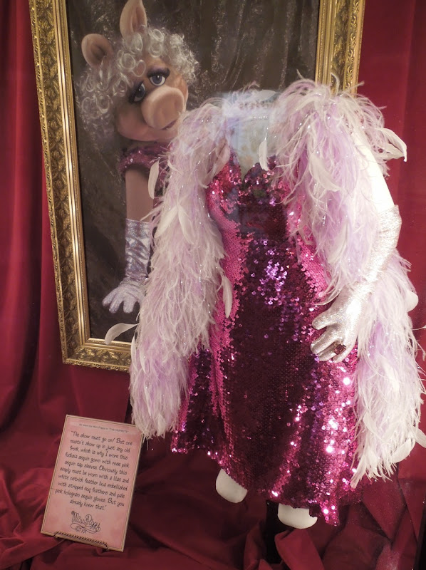 Muppets Miss Piggy sequin dress
