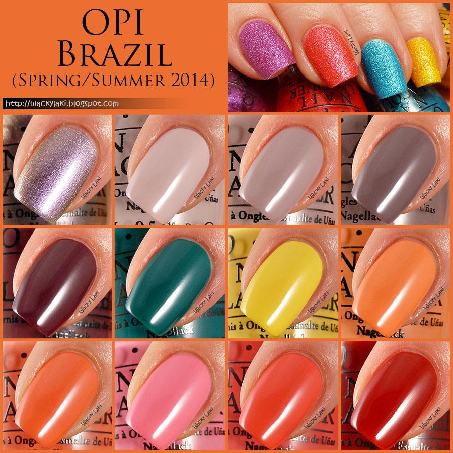dress - Inspiration: Fashion opi brazil collection video