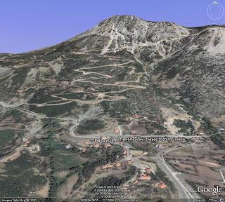 Jalan Patiopoulo - Perdikaki Road (Yunani)