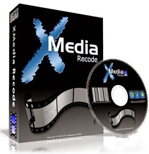 Download XMedia Recode 3.2.1.7 Terbaru