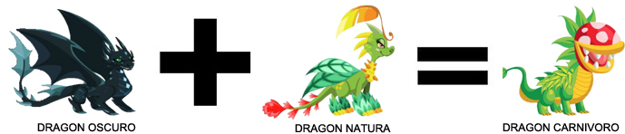 Dragon City - Dragon Carnivoro