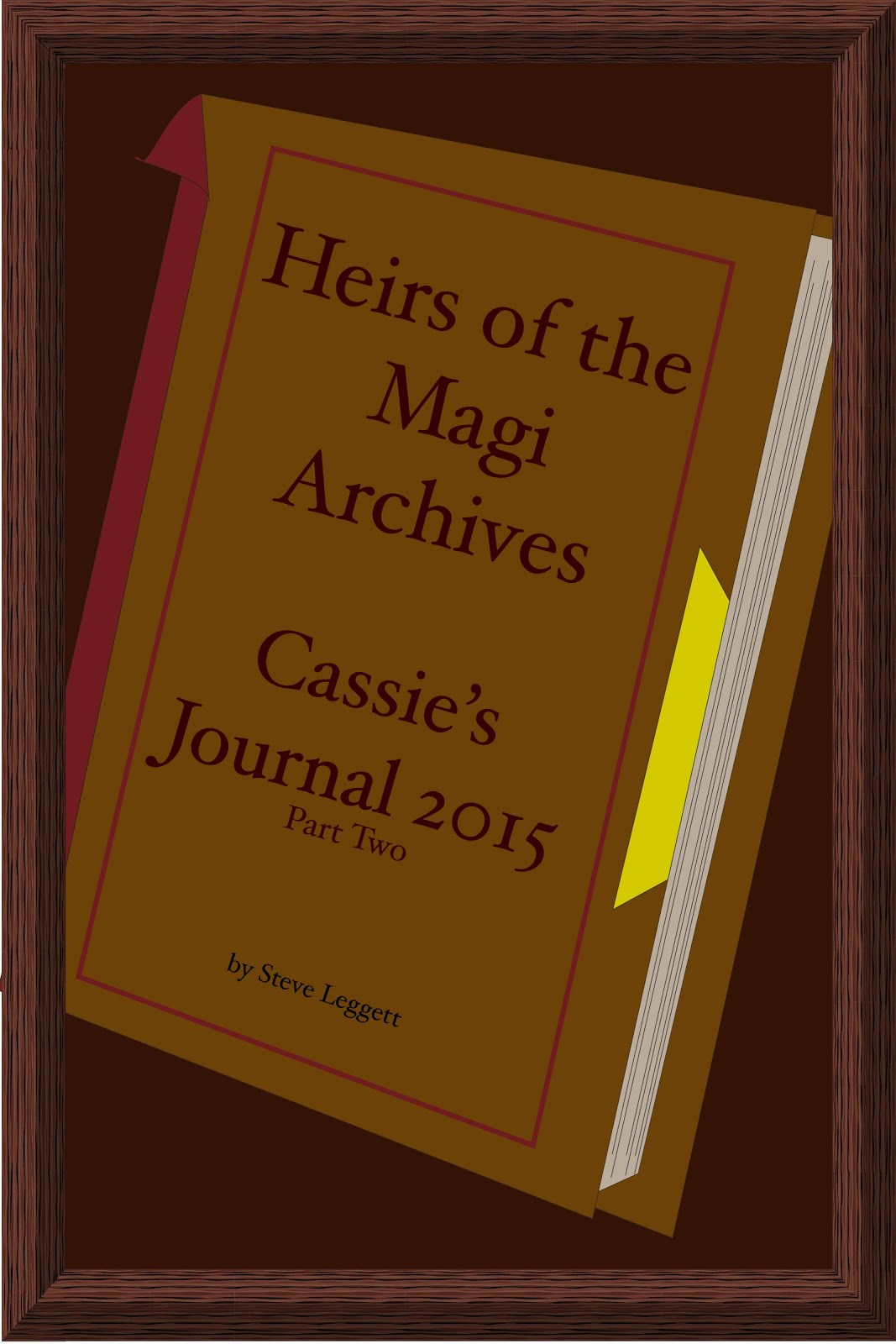 Cassie's Journal 2015 - Part Two