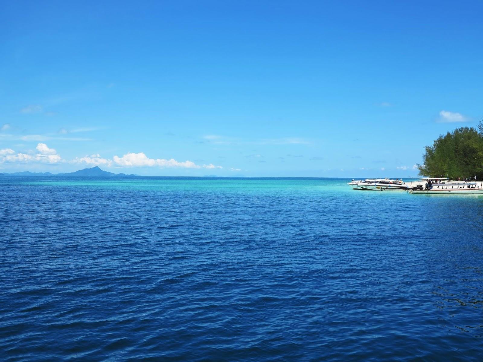 Blue Krabi Ocean