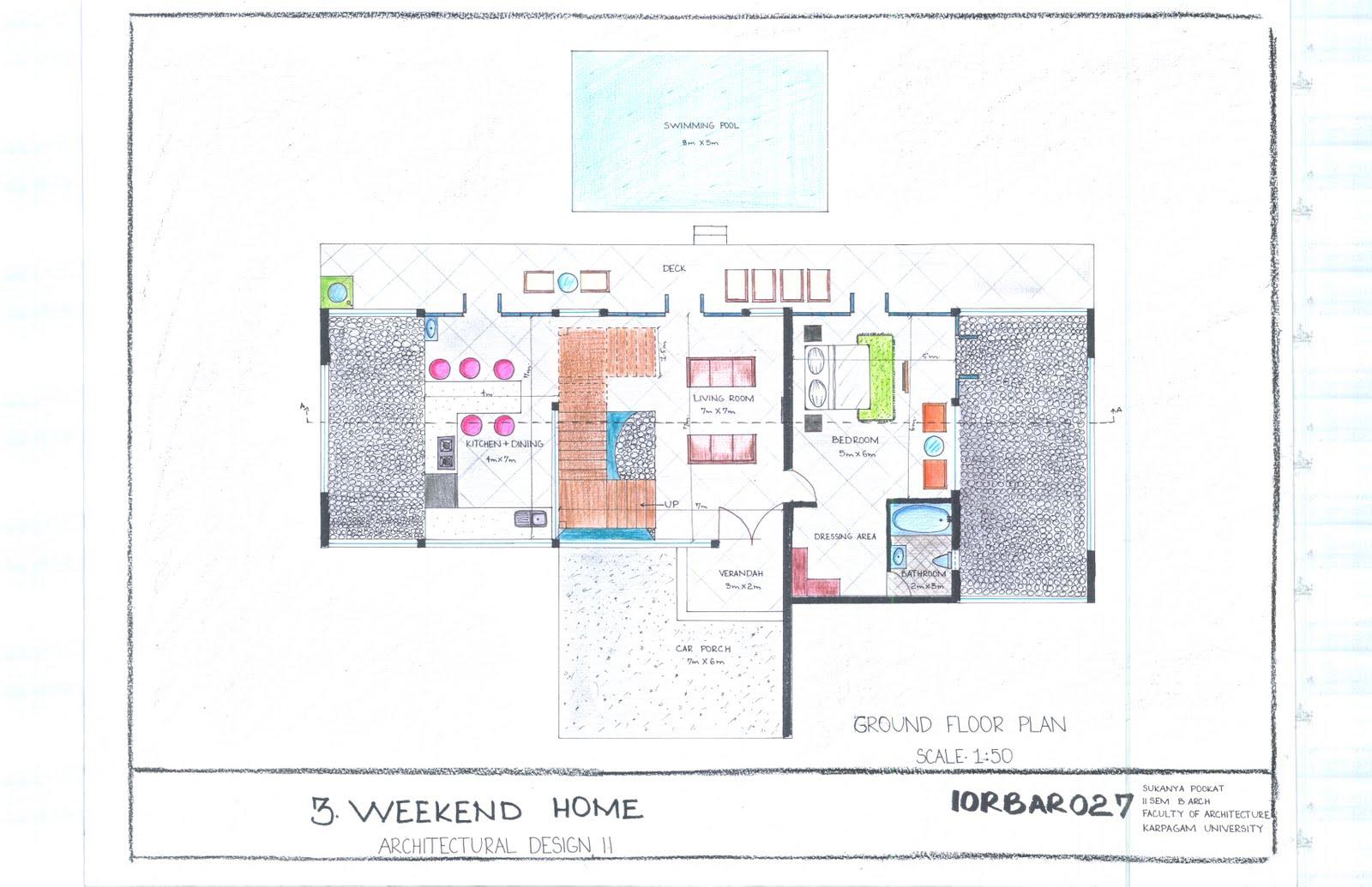 Weekend Home Design