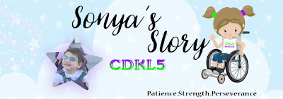 Sonya's Story A Journey Through CDKL5