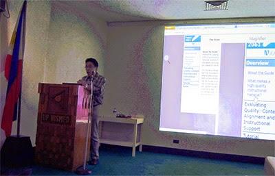 Balik-Scientist's exit presentation
