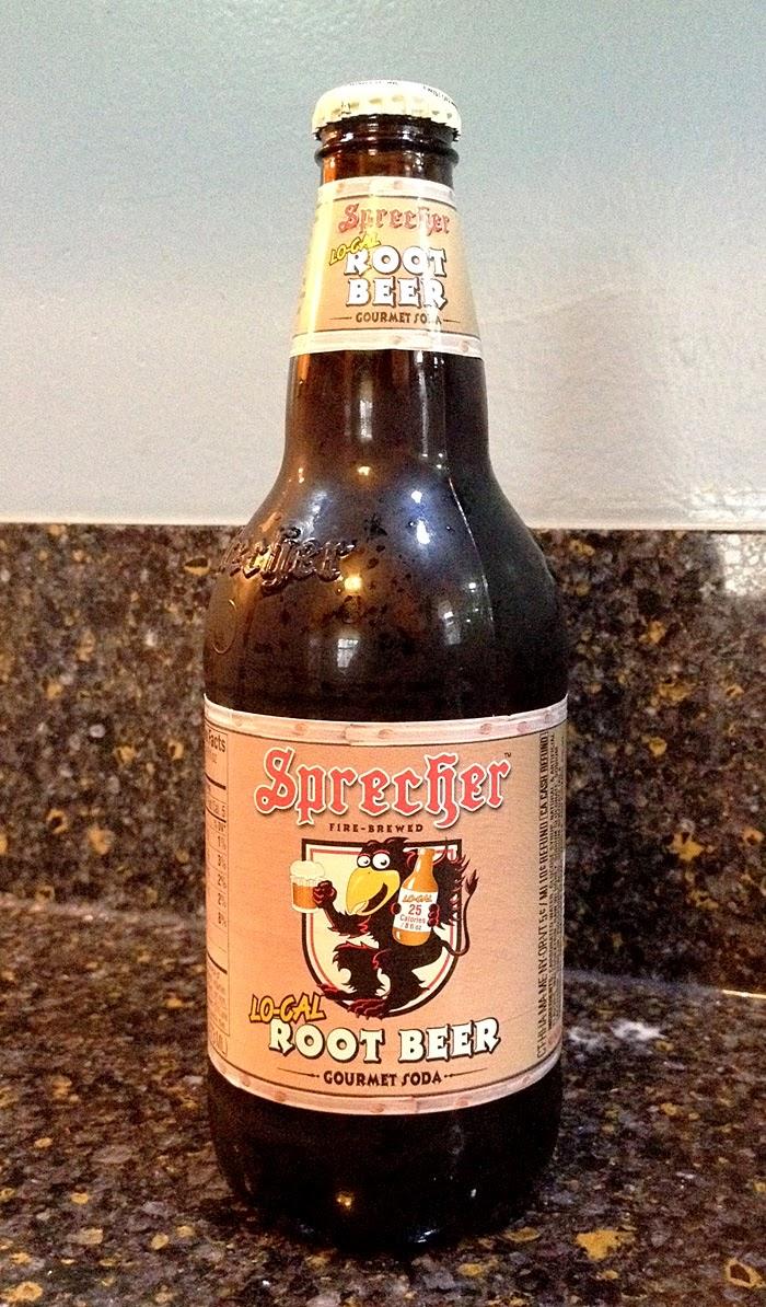 Sprecher Lo-Cal Root Beer
