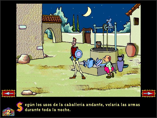 Quijote Interactivo