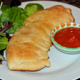 calzones Calzones with Sausage and Peppers