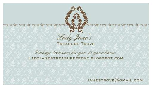 Lady Jane's Treasure Trove