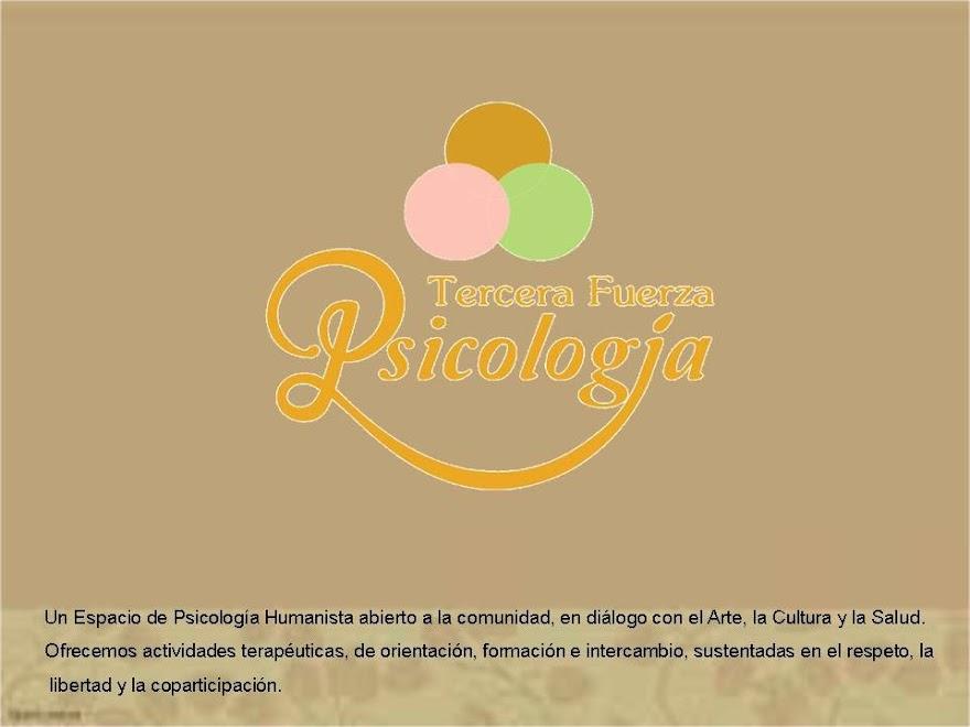 Grupo Tercera Fuerza en Psicología